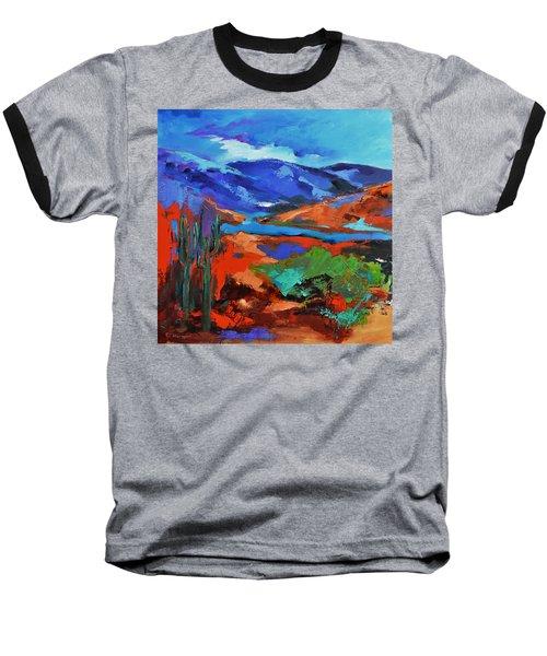 Along The Trail - Arizona Baseball T-Shirt