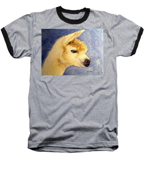 Alpaca Baby Baseball T-Shirt