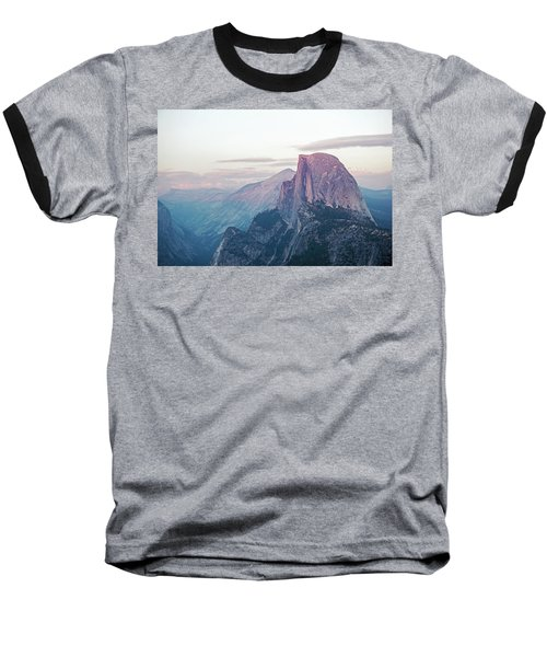 Alpenglow Baseball T-Shirt