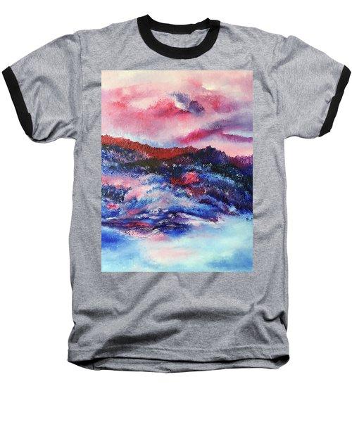 Alpenglow Baseball T-Shirt