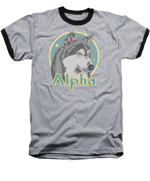 Alpha Baseball T-Shirt