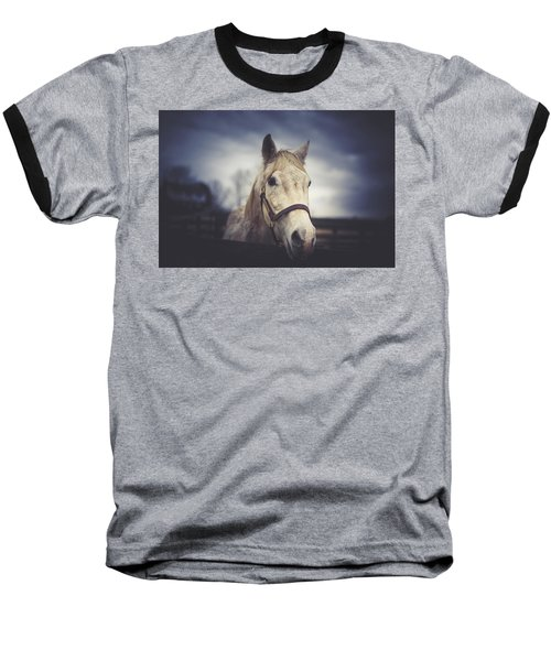 Baseball T-Shirt featuring the photograph Alphabet Soup by Shane Holsclaw