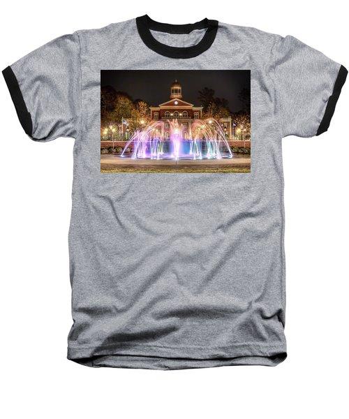 Alpharetta City Hall Baseball T-Shirt
