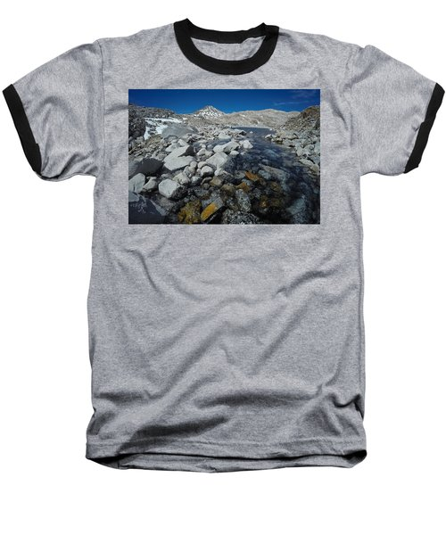 Alpine Blues Baseball T-Shirt