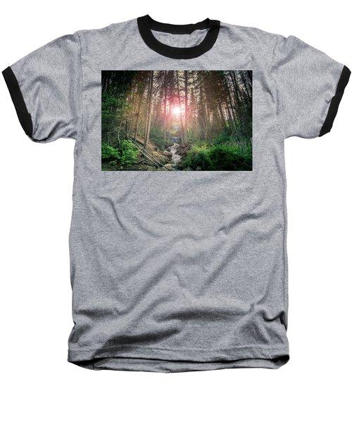 Alpine Flare Baseball T-Shirt