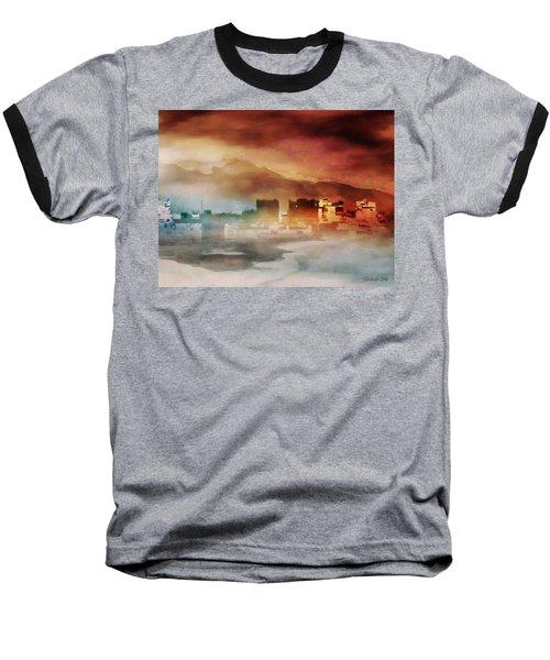 Alpine Landscape II Baseball T-Shirt