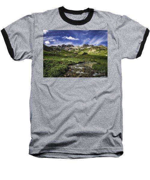 Alpine Loop  Baseball T-Shirt