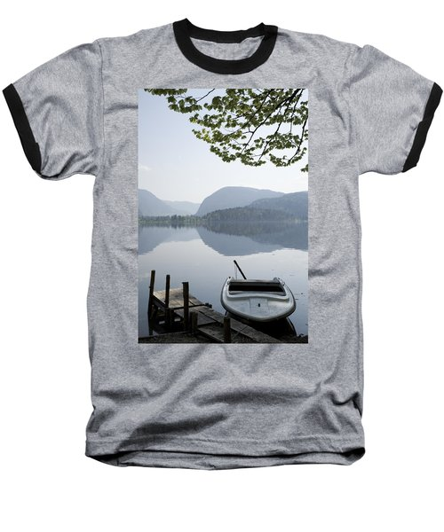 Baseball T-Shirt featuring the photograph Alpine Moods by Ian Middleton