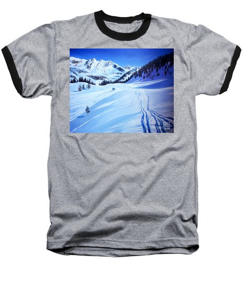 Alps Baseball T-Shirt
