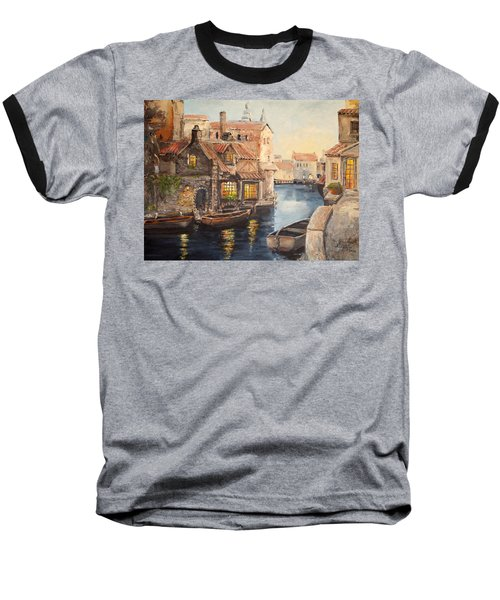 Alsace At Dusk Baseball T-Shirt
