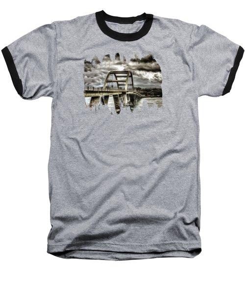 Alsea Bay Bridge Baseball T-Shirt