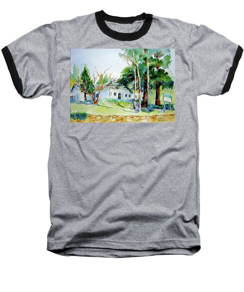 Alta/dutch Flat School Baseball T-Shirt