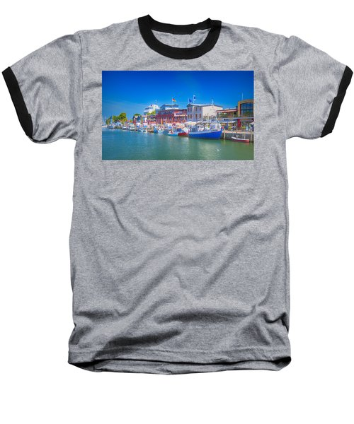 Alter Strom Canal Baseball T-Shirt