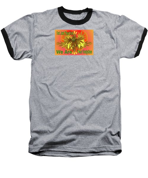 Baseball T-Shirt featuring the mixed media Alternative Medicine by Mike Breau