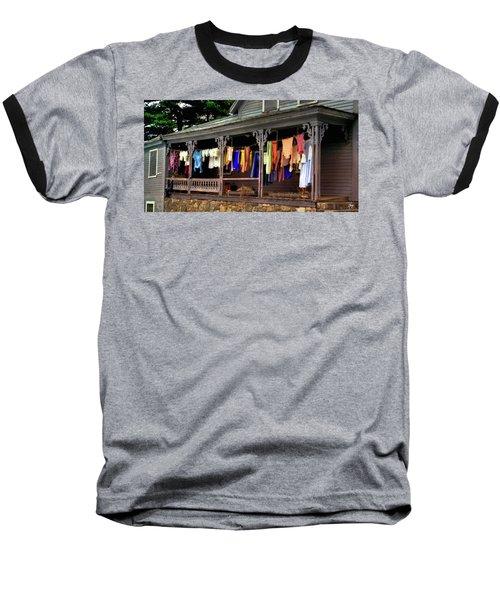 Alton Washday Revisited Baseball T-Shirt