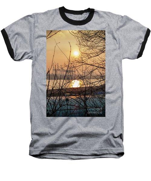Altonaer Balkon Sunset Baseball T-Shirt