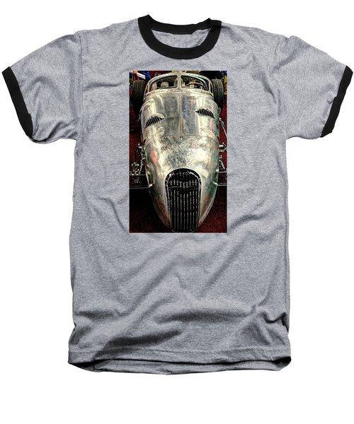 Aluminum Roadster  Baseball T-Shirt