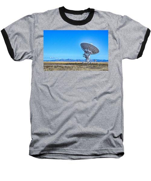 Always Listening Baseball T-Shirt