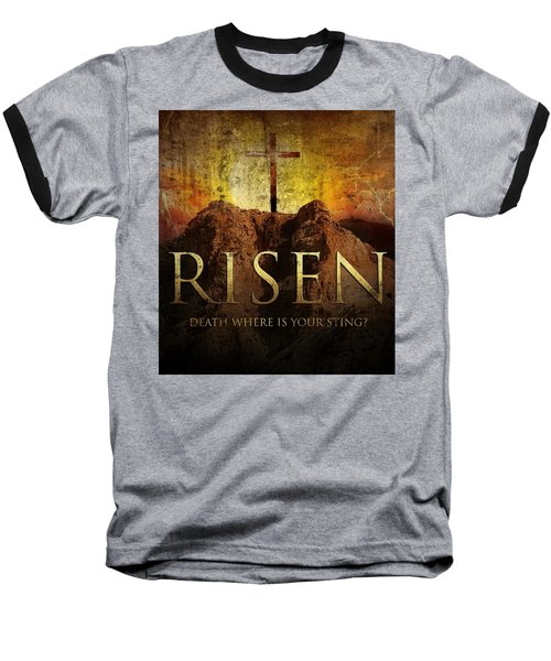 Always Risen Baseball T-Shirt