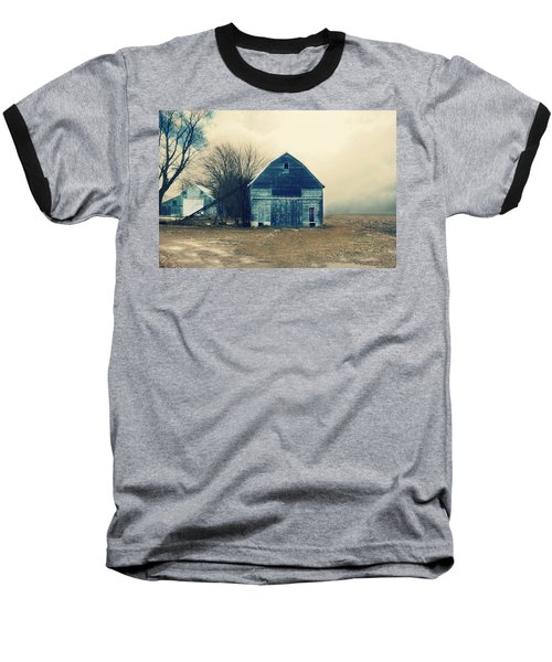 Baseball T-Shirt featuring the photograph Always Work To Do by Julie Hamilton