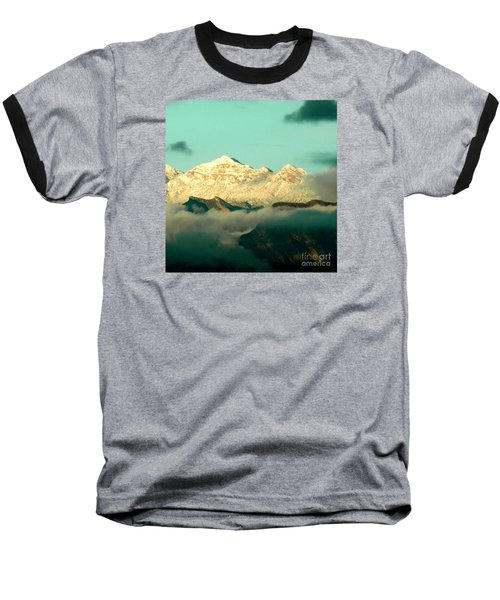 Am I In Heaven Yet? Baseball T-Shirt