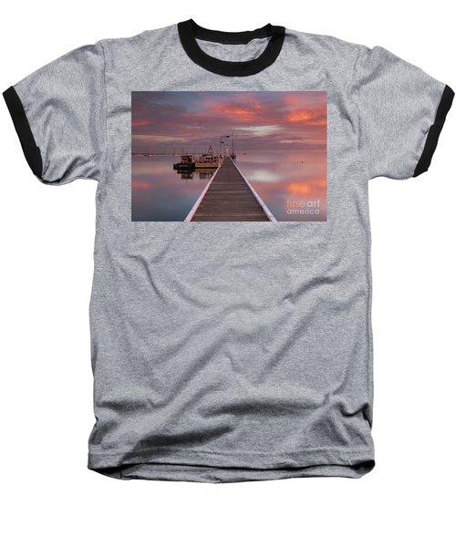 A.m. Solitude Baseball T-Shirt
