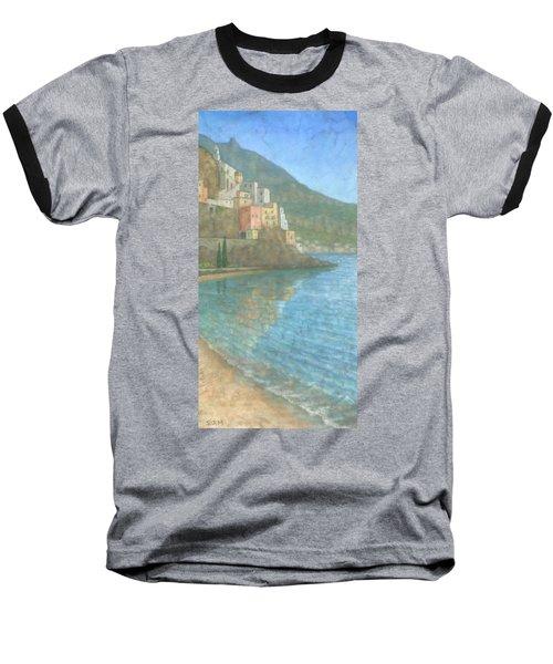 Amalfi Baseball T-Shirt by Steve Mitchell
