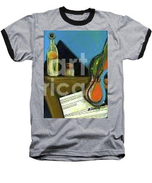 Amandas Violin Baseball T-Shirt