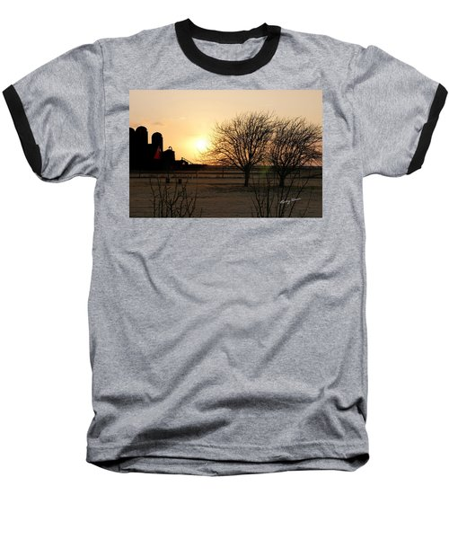 Amarillo Sunset Baseball T-Shirt