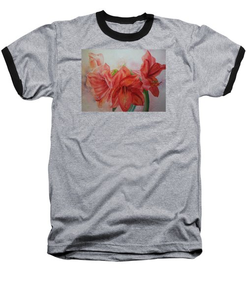 Amarylis Baseball T-Shirt