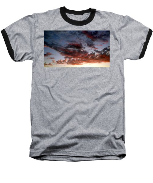 Spectacular Clouds  Baseball T-Shirt
