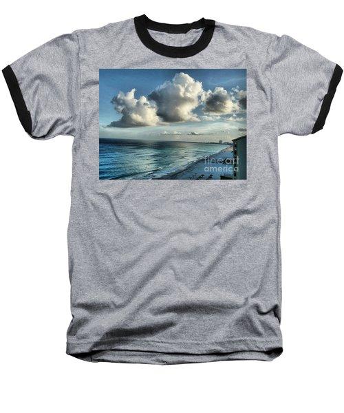 Amazing Clouds Baseball T-Shirt