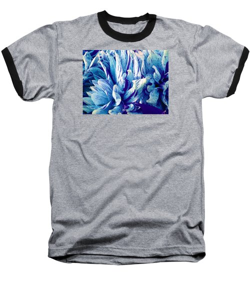 Amazing Dahlia Baseball T-Shirt