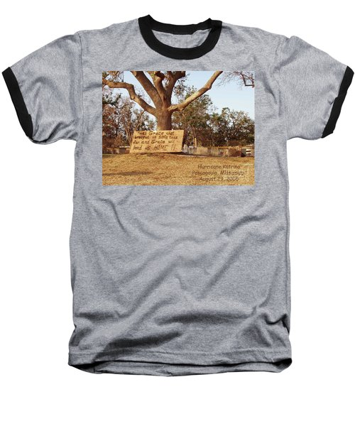 Amazing Grace Baseball T-Shirt
