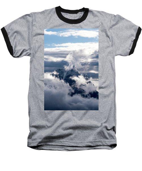 Amazing Grand Teton National Park Baseball T-Shirt