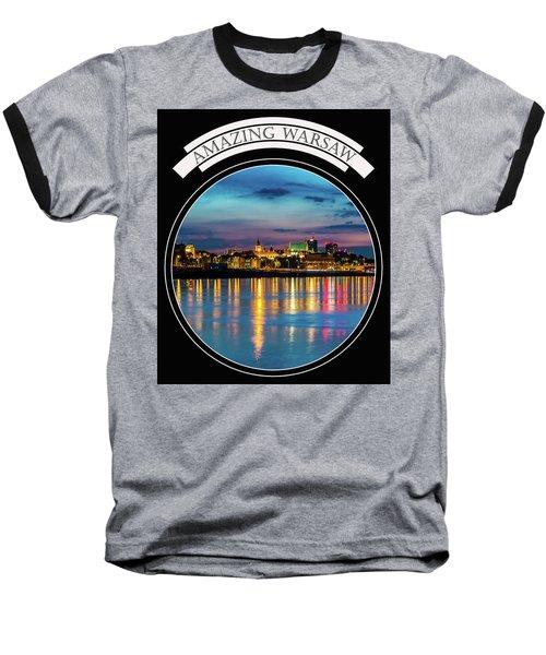 Amazing Warsaw Tee 1 Baseball T-Shirt