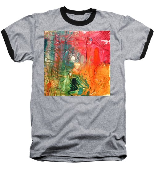 Amazon Baseball T-Shirt by Phil Strang