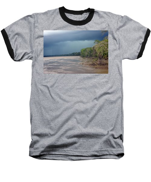 Amazonian Storm Study Number One Baseball T-Shirt