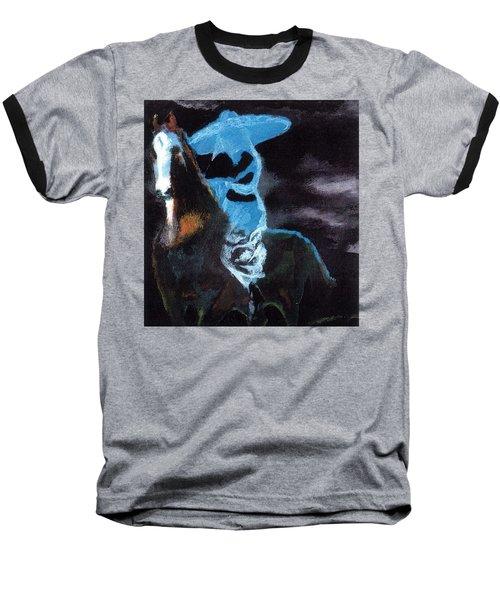 Amazzone Notturna Baseball T-Shirt