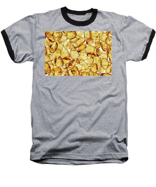 Amber #2h2a0902 Baseball T-Shirt by Andrey Godyaykin