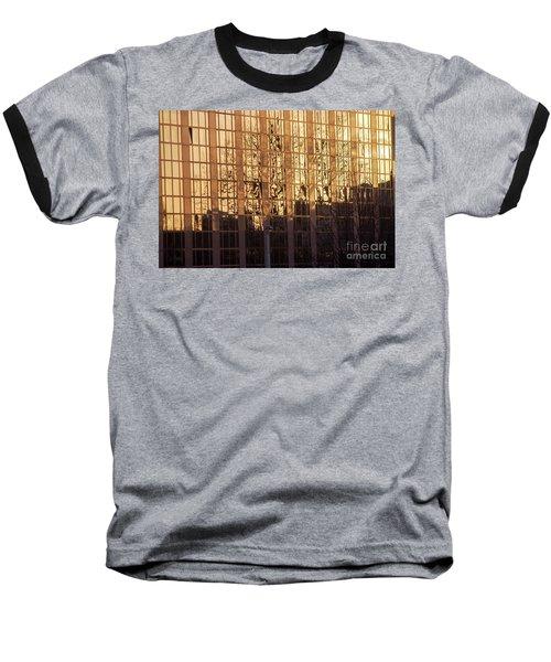 Amber Window Baseball T-Shirt
