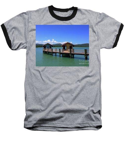 Amberhuts Baseball T-Shirt