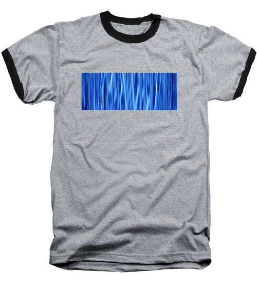 Ambient 8 Baseball T-Shirt by Bruce Stanfield