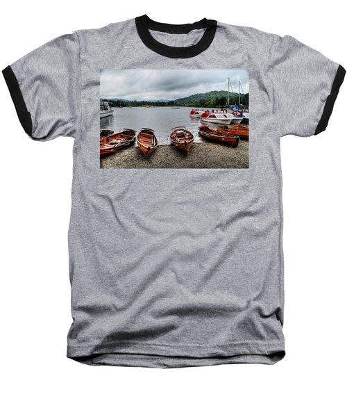 Ambleside Boats Baseball T-Shirt