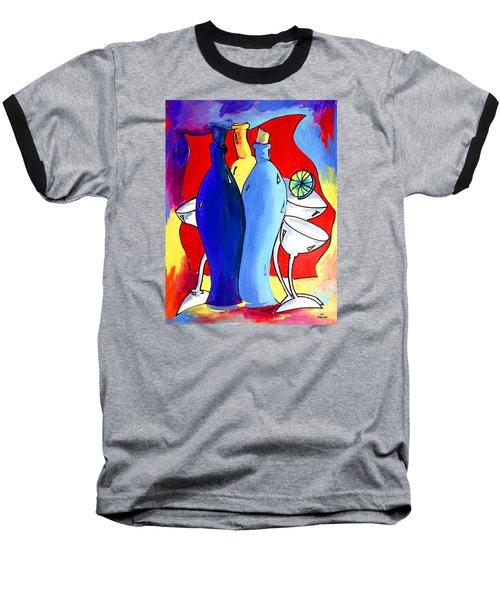 Ameeba 49- Bottles Baseball T-Shirt