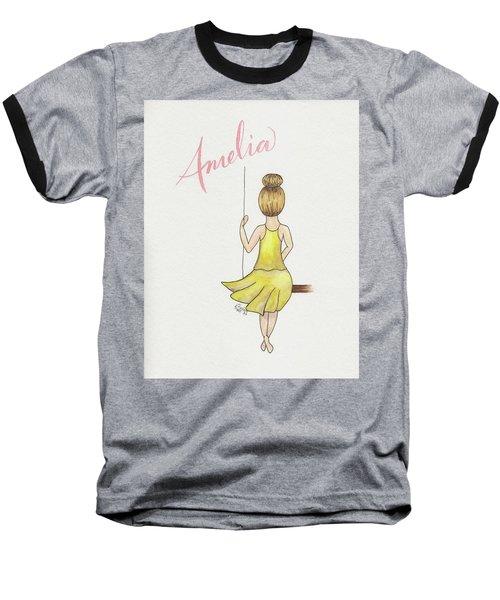 Amelia Baseball T-Shirt
