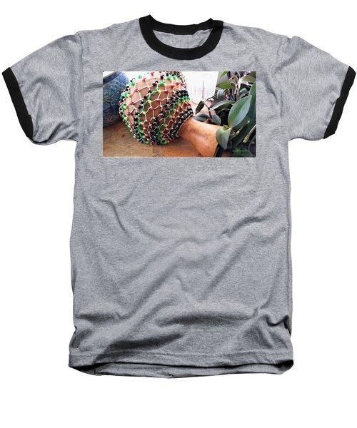 Amen Ankh Hand Made Shakere Baseball T-Shirt