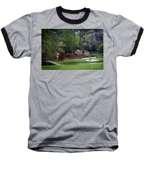 Amen Corner Augusta Baseball T-Shirt