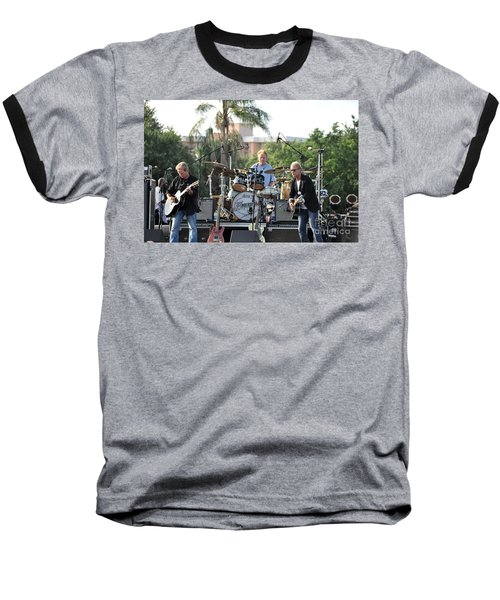 Baseball T-Shirt featuring the photograph America by John Black
