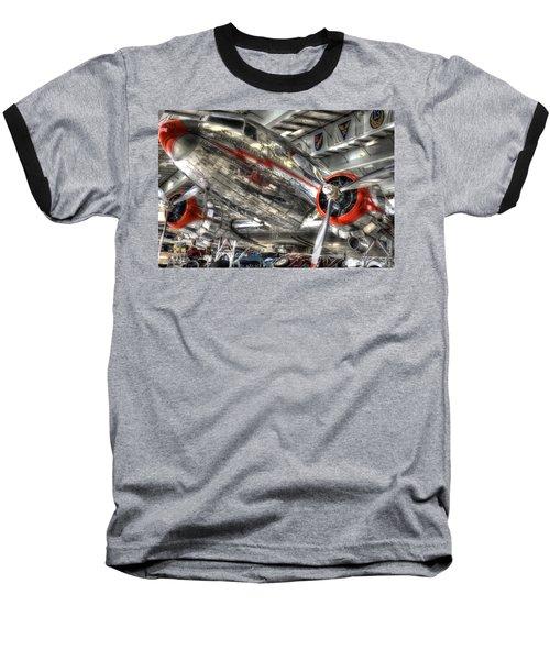 American 6 Baseball T-Shirt